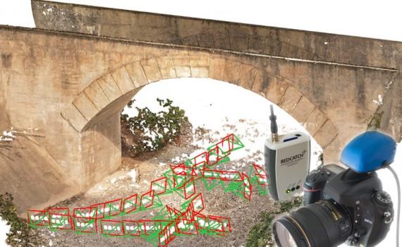 3D ImageVector mit Brücke